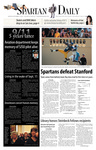 Spartan Daily, September 11, 2006 by San Jose State University, School of Journalism and Mass Communications