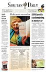 Spartan Daily, September 25, 2006