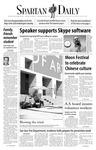 Spartan Daily, September 28, 2006