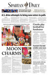 Spartan Daily, October 2, 2006