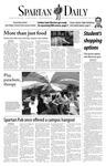 Spartan Daily, October 3, 2006