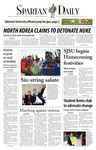 Spartan Daily, October 9, 2006