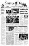 Spartan Daily, October 19, 2006