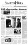Spartan Daily, October 25, 2006