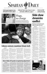 Spartan Daily, November 6, 2006