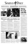 Spartan Daily, November 9, 2006