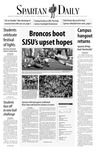 Spartan Daily, November 13, 2006 by San Jose State University, School of Journalism and Mass Communications