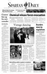 Spartan Daily, November 20, 2006