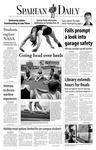 Spartan Daily, November 21, 2006