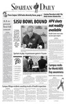 Spartan Daily, November 29, 2006 by San Jose State University, School of Journalism and Mass Communications