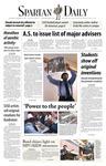 Spartan Daily, November 30, 2006
