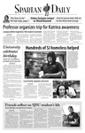 Spartan Daily, December 7, 2006 by San Jose State University, School of Journalism and Mass Communications