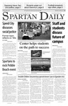 Spartan Daily, February 8, 2007