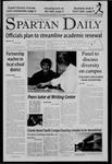 Spartan Daily, February 20, 2007