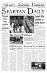 Spartan Daily, February 22, 2007