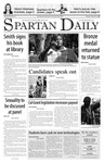 Spartan Daily, March 13, 2007