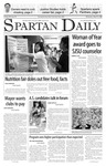 Spartan Daily, March 14, 2007