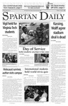 Spartan Daily, April 23, 2007