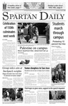 Spartan Daily, April 26, 2007
