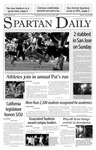 Spartan Daily, April 30, 2007