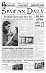 Spartan Daily, May 9, 2007 by San Jose State University, School of Journalism and Mass Communications