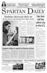 Spartan Daily, May 9, 2007