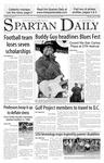 Spartan Daily, May 14, 2007