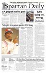 Spartan Daily, September 10, 2007
