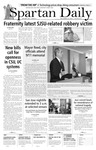 Spartan Daily, September 12, 2007
