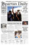 Spartan Daily, September 13, 2007