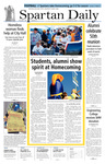 Spartan Daily, October 8, 2007 by San Jose State University, School of Journalism and Mass Communications