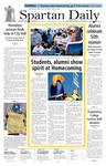 Spartan Daily, October 8, 2007