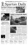 Spartan Daily, October 9, 2007 by San Jose State University, School of Journalism and Mass Communications