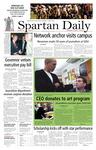 Spartan Daily, October 15, 2007