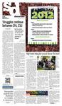 Spartan Daily April 19, 2012