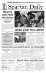 Spartan Daily, October 22, 2007