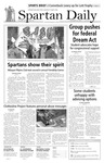 Spartan Daily, October 23, 2007 by San Jose State University, School of Journalism and Mass Communications