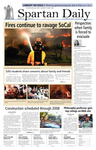 Spartan Daily, October 24, 2007 by San Jose State University, School of Journalism and Mass Communications