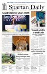 Spartan Daily, November 5, 2007 by San Jose State University, School of Journalism and Mass Communications