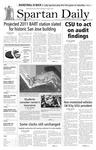 Spartan Daily, November 7, 2007