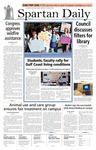 Spartan Daily, November 15, 2007 by San Jose State University, School of Journalism and Mass Communications