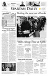 Spartan Daily, January 31, 2008