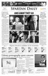 Spartan Daily, February 6, 2008