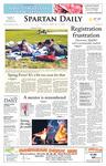 Spartan Daily, February 11, 2008