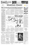 Spartan Daily, February 18, 2008
