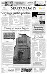 Spartan Daily, February 26, 2008