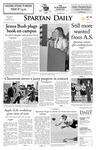 Spartan Daily, April 8, 2008