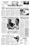 Spartan Daily, April 9, 2008