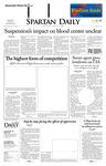 Spartan Daily, April 10, 2008