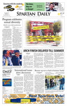 Spartan Daily, April 15, 2008